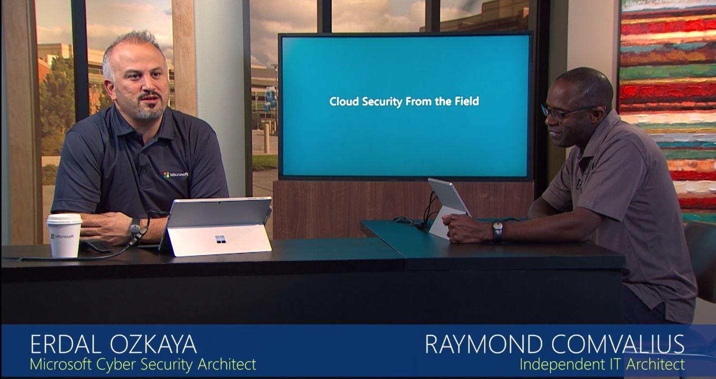 Cloud Security from the Field Erdal Ozkaya
