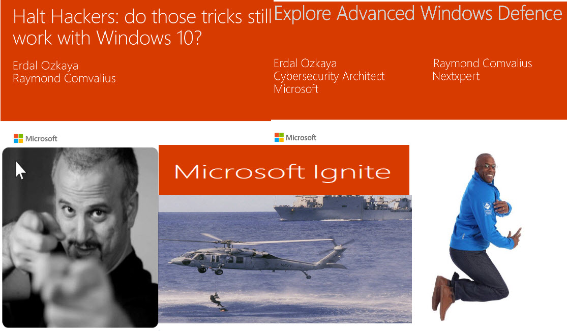 Microsoft Ignite Erdal Ozkaya