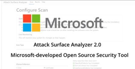 Attack Surface Analyzer