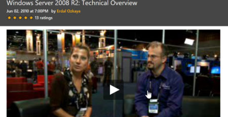 Technical Overview: Windows Server by Erdal Ozkaya
