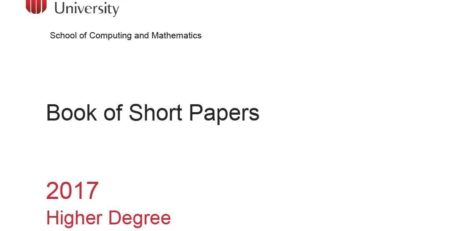 Book of Short Papers
