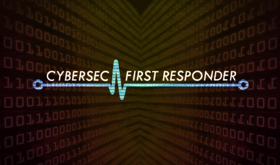 Cybersecurity First Responder