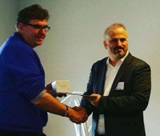 Charles Sturt University Certificate of Appreciation Erdal Ozkaya