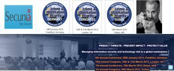 E-Crime and Cybersecurity Congress Erdal Ozkaya