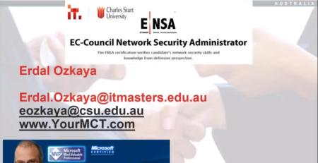 Network Security Administrator Erdal