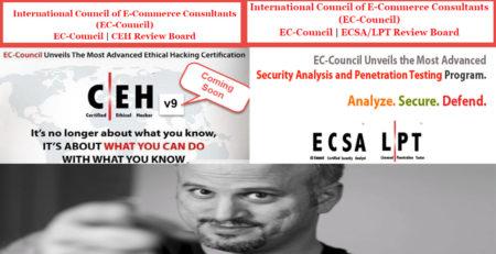 EC-Council Review Board Erdal