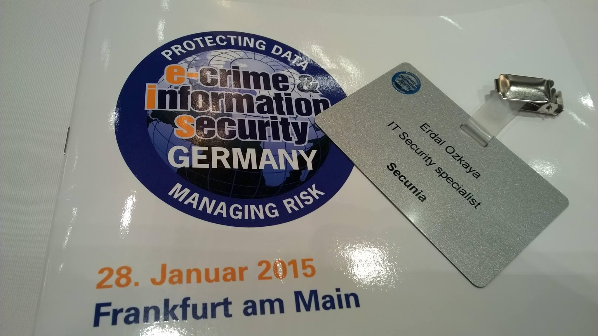 Financial Crime