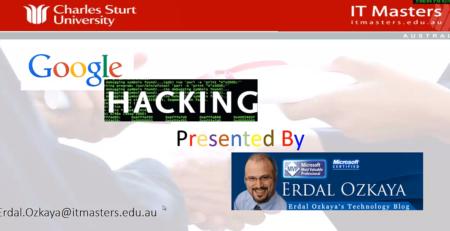 Hacking Countermeasures Erdal