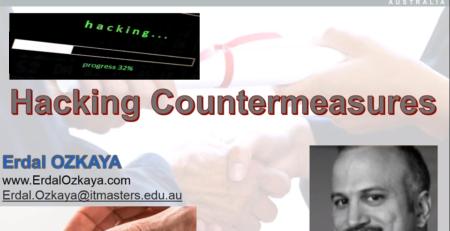Hacking Countermeasures Erdal Ozkaya