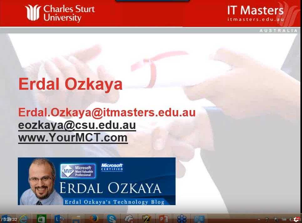 Virtualization Jumpstart Erdal Ozkaya