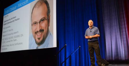 Dr Erdal Ozkaya Microsoft Ignite