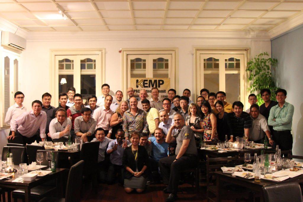 Kemp Partner Summit