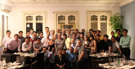 Kemp Partner Summit Erdal ozkaya