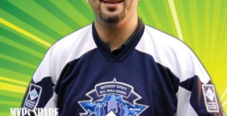 MVP Rockstar Erdal Ozkaya