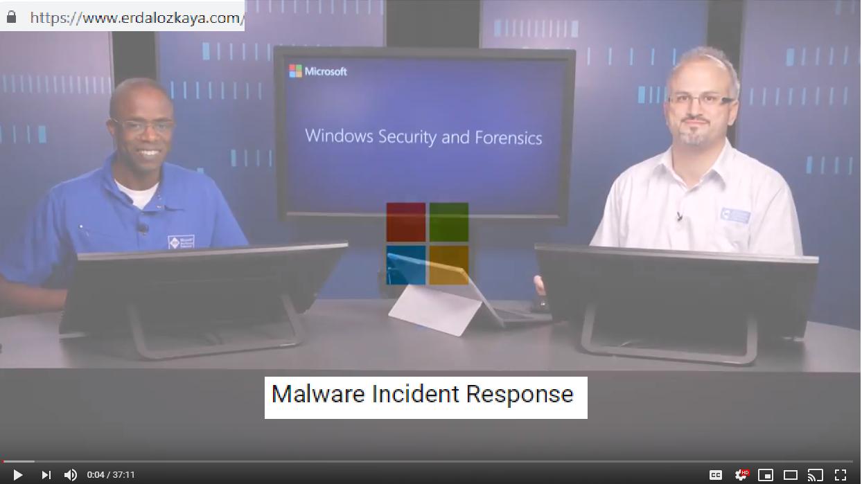 Malware IR