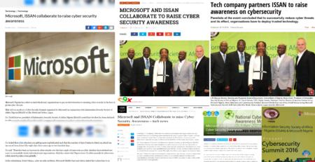 Microsoft ISSAN collaborate Erdal Ozkaya