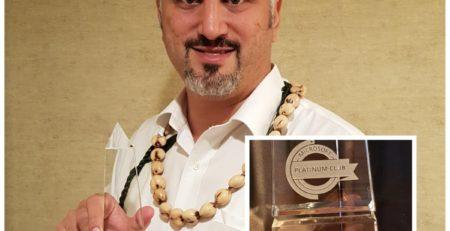 Dr Erdal Ozkaya Platinum Club