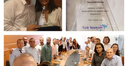 Turk Telekom Cybersecurity Erdal Ozkaya