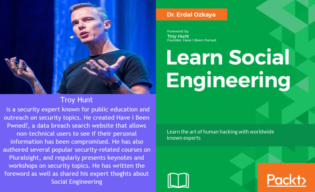 Troy Hunt - Founder of Have I Been Pwned
