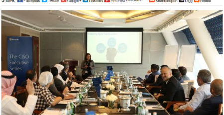 UAE CISOs Gather to Gain Insights on Latest Cyber-Security Trends