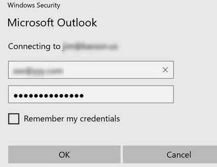 Fix: Outlook keeps asking for a password?   Dr  Erdal Ozkaya