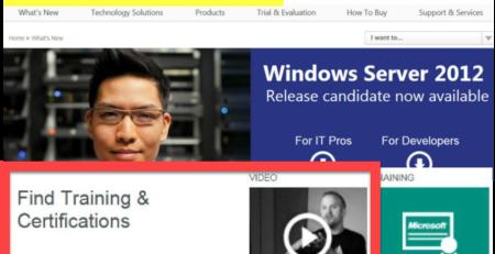 Microsoft Cloud Web Site Erdal
