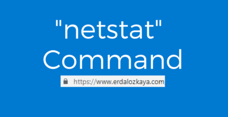 Net Stat for Security professionals