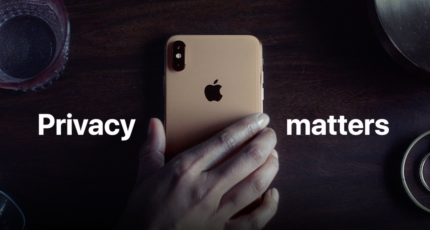 Does Apple spy on iPhone ?