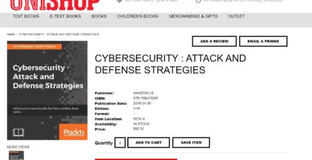University of Wollongong Cybersecurity Erdal