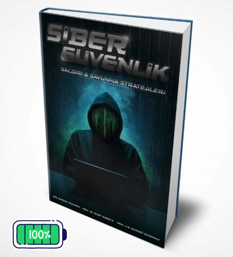 Siber Güvenlik Saldiri ve Savunma Stratejileri Dr Ozkaya