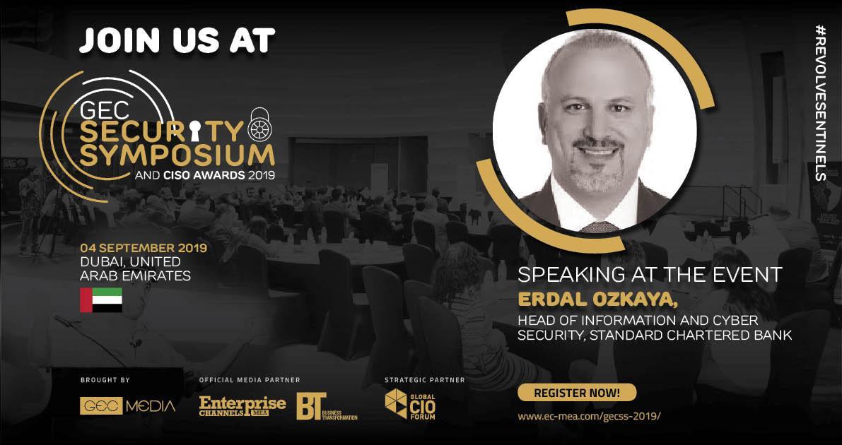 GEC Security Symposium and CISO Awards