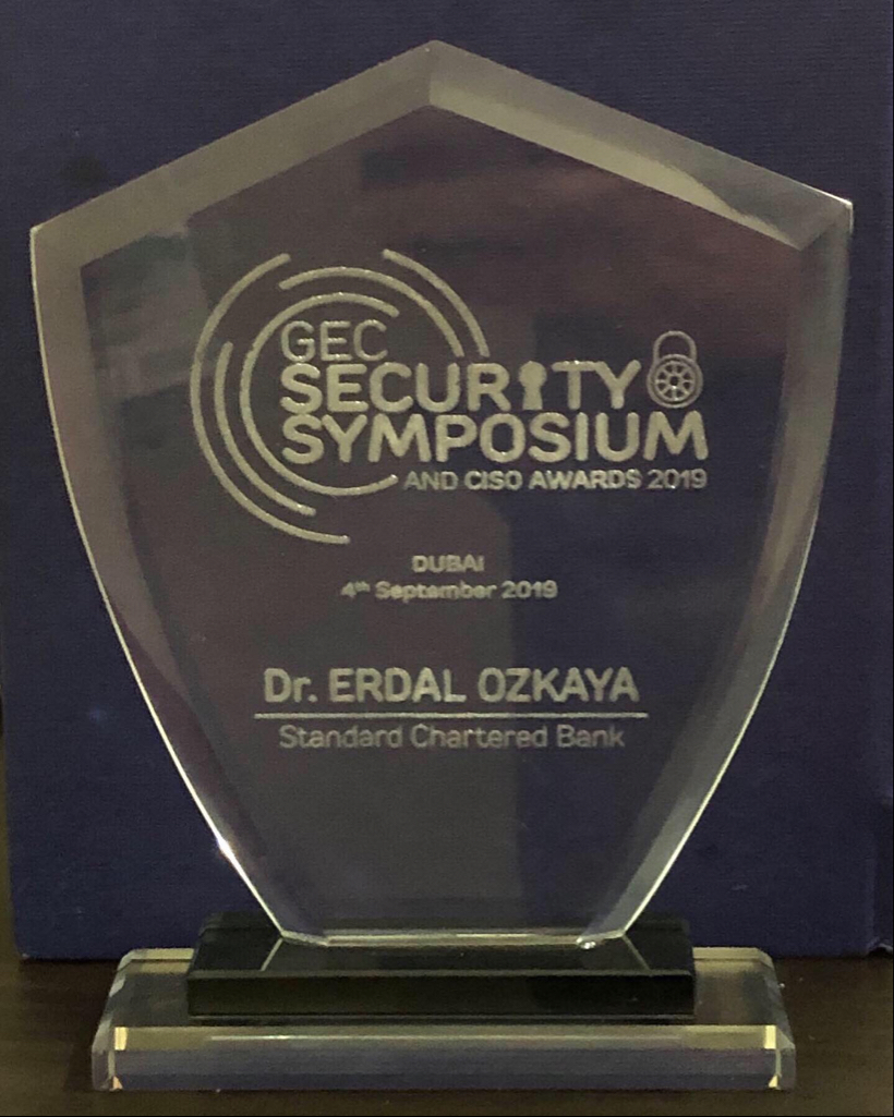 Cyber Sentinels Security Awards