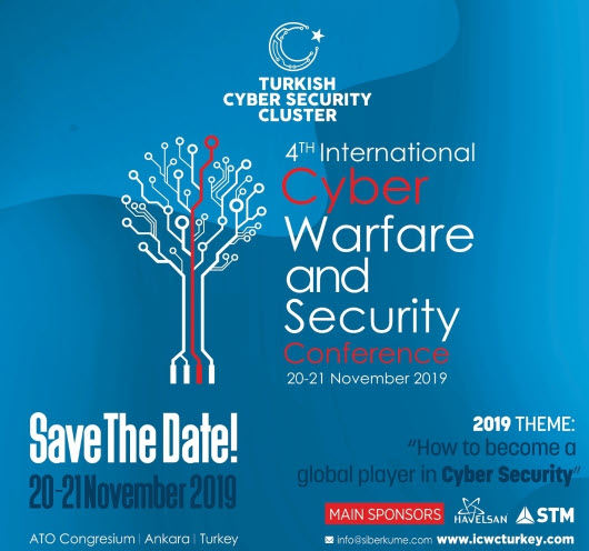 International Cyber Warfare and Security Conference Erdal