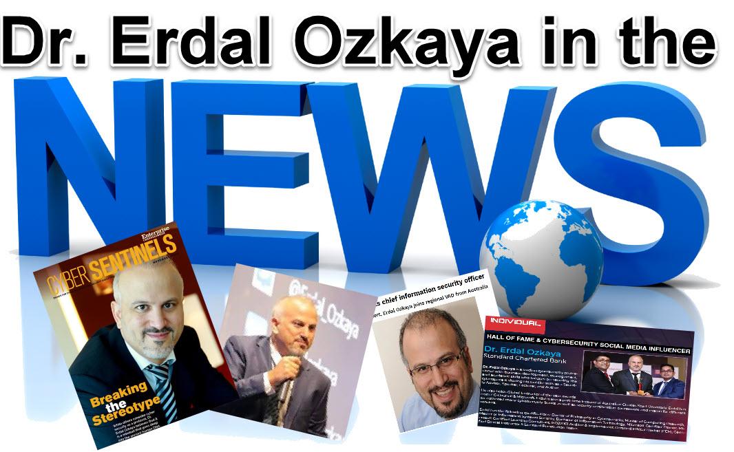 Erdal Ozkaya in the News