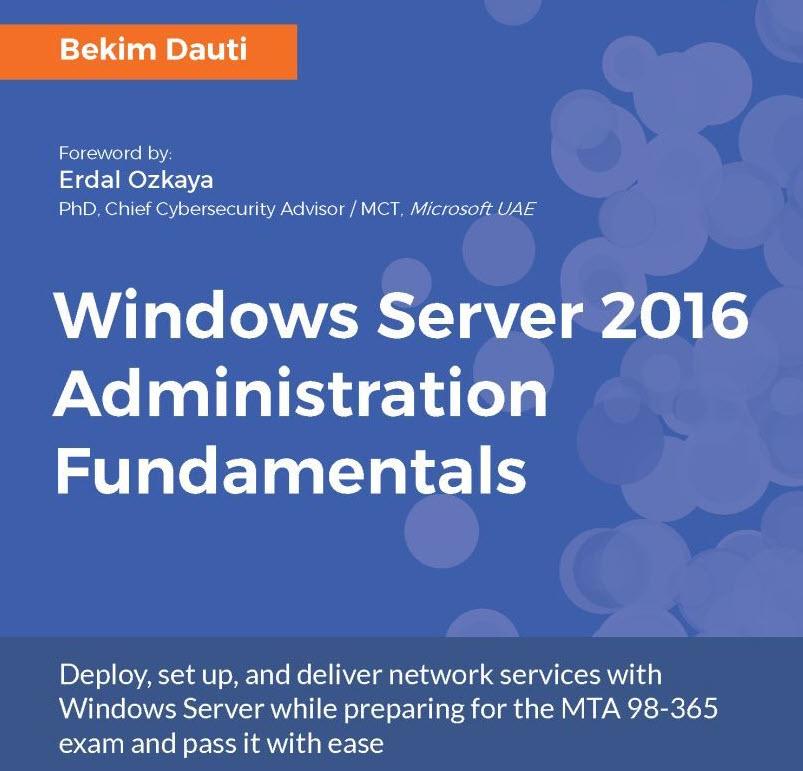 Windows Server 2016 Administration
