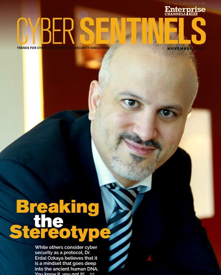 Cyber Sentinels Magazine Dr Ozkaya