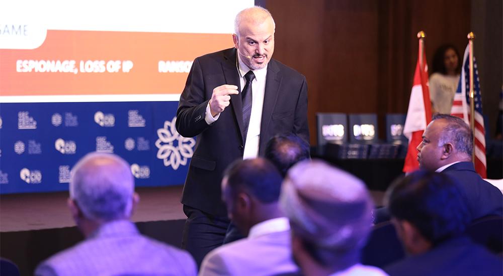 Top speakers dominate World CIO Erdal Ozkaya
