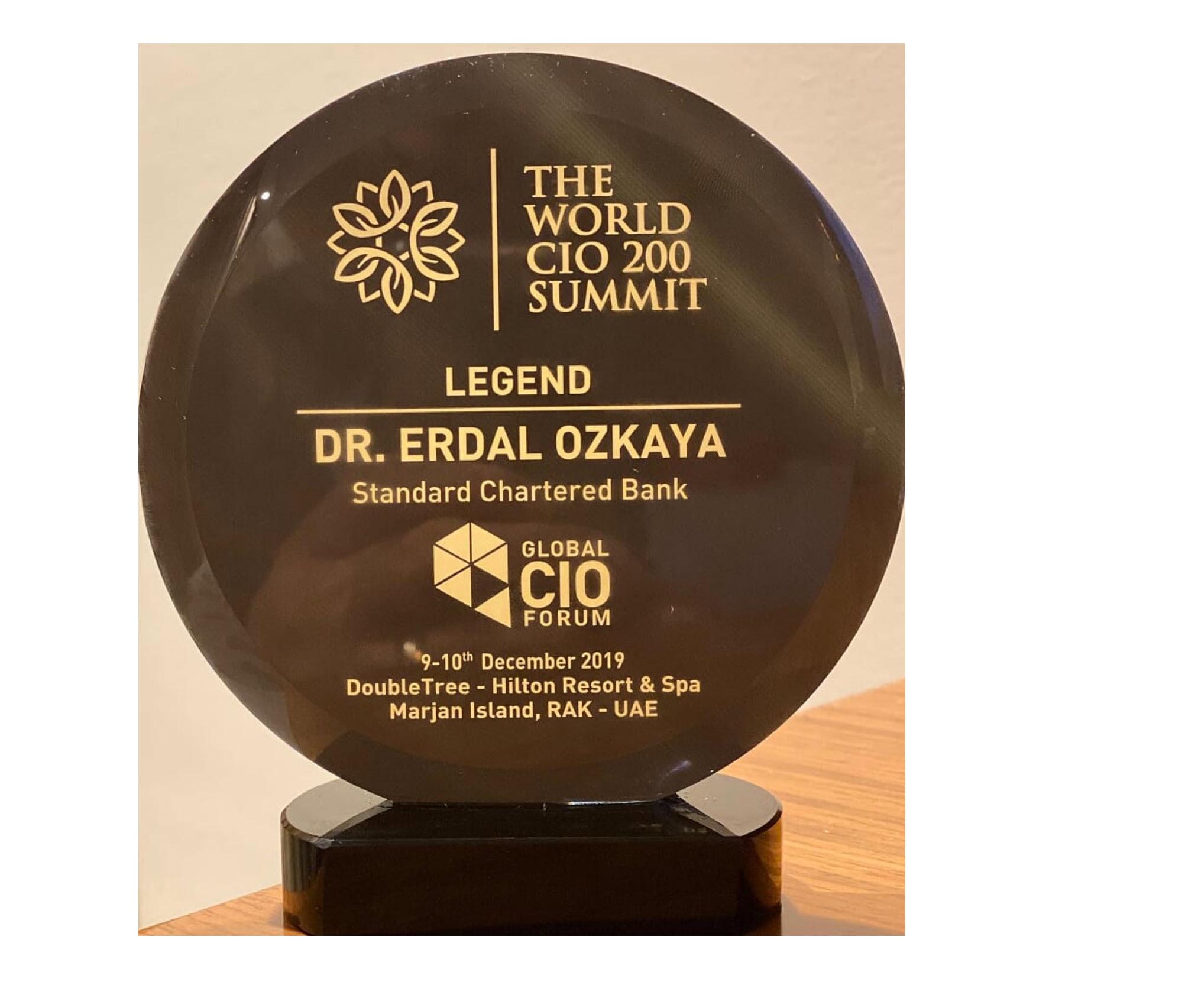 Cybersecurity Legend Dr Erdal Ozkaya