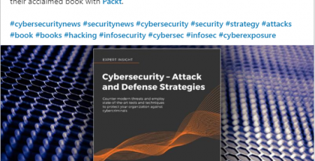 Help Net Security Cybersecurity Book review