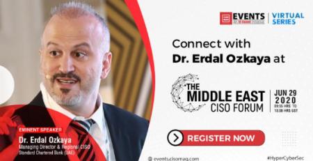 CISO Mag Dr Erdal Ozkaya