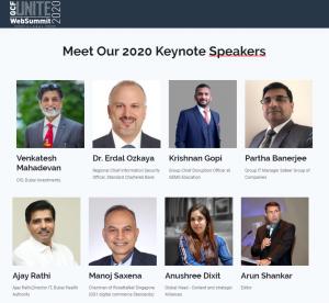 Global Workforce Transformation Web Summit Key Note Speaker