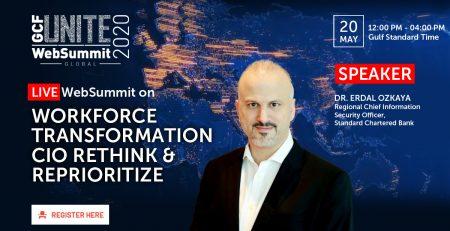 Global Transformation Summit Erdal Ozkaya