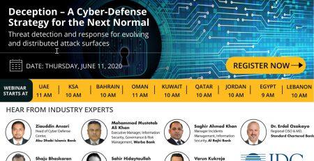Deception A Cyber-Defense Strategy Dr Erdal Ozkaya