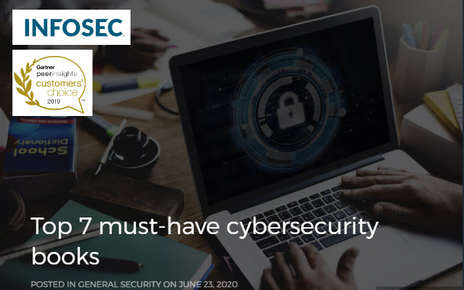 T7 must have cybersecurity books Ozkaya