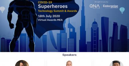 Superhero Technology Award winner Dr Erdal Ozkaya
