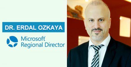 Microsoft Regional Director Dr Erdal Ozkaya