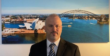 Global Future Security Leader Awards Winner Dr Erdal Ozkaya