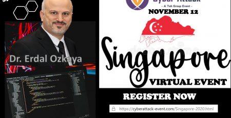 CyberAttack Singapore Erdal