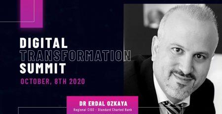 Digital Transformation Summit Dr Ozkaya