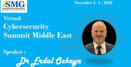 Virtual Cybersecurity Summit Dr Erdal Ozkaya